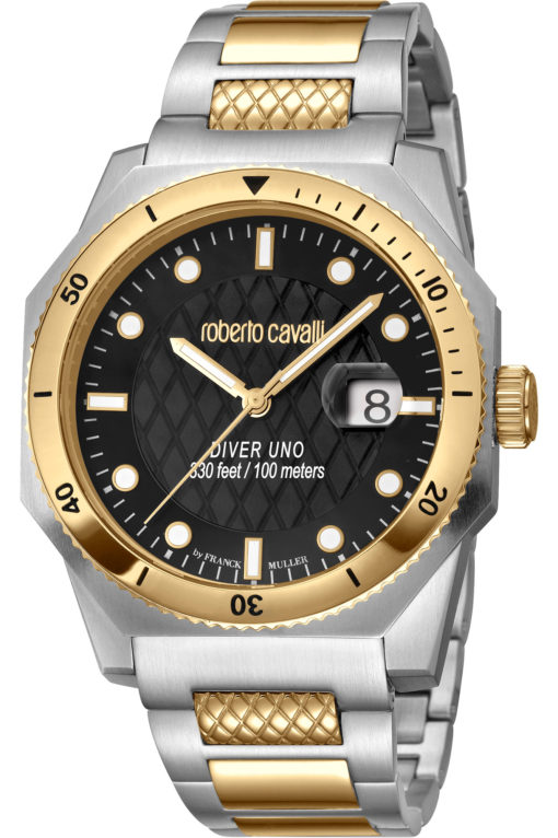 Roberto Cavalli by Franck Muller  Gents RV1G045M0071 watch