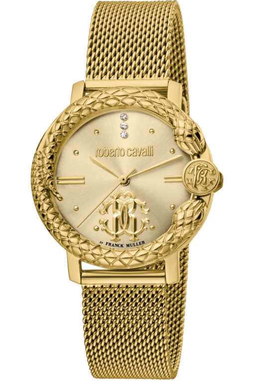 Roberto Cavalli by Franck Muller  Ladies RV2L057M0071 watch