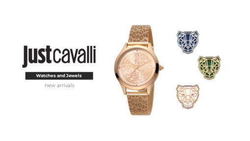 Just cavalli jewels and watches
