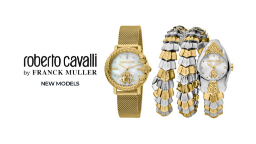 Wholesale Roberto Cavalli by Franck Muller watches